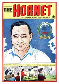 Cover Thumbnail for The Hornet (D.C. Thomson, 1963 series) #356