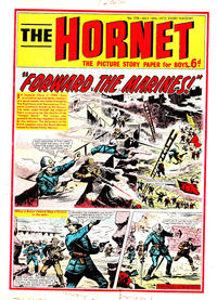 Cover Thumbnail for The Hornet (D.C. Thomson, 1963 series) #358
