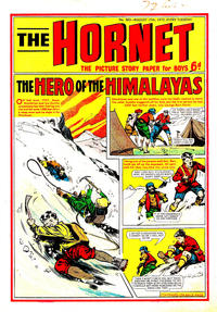 Cover Thumbnail for The Hornet (D.C. Thomson, 1963 series) #362