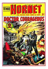 Cover Thumbnail for The Hornet (D.C. Thomson, 1963 series) #364
