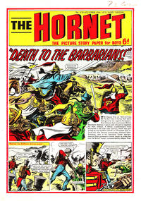 Cover Thumbnail for The Hornet (D.C. Thomson, 1963 series) #370
