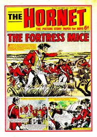 Cover Thumbnail for The Hornet (D.C. Thomson, 1963 series) #372