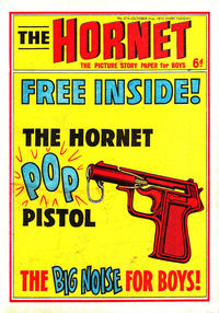 Cover Thumbnail for The Hornet (D.C. Thomson, 1963 series) #373