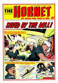 Cover Thumbnail for The Hornet (D.C. Thomson, 1963 series) #378