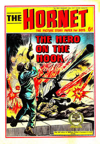 Cover Thumbnail for The Hornet (D.C. Thomson, 1963 series) #384