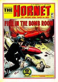 Cover Thumbnail for The Hornet (D.C. Thomson, 1963 series) #387