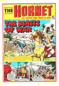 Cover Thumbnail for The Hornet (D.C. Thomson, 1963 series) #389