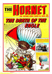 Cover Thumbnail for The Hornet (D.C. Thomson, 1963 series) #394