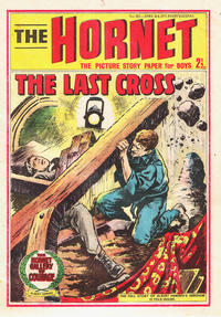 Cover Thumbnail for The Hornet (D.C. Thomson, 1963 series) #395