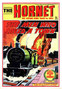 Cover Thumbnail for The Hornet (D.C. Thomson, 1963 series) #397