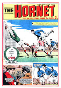 Cover Thumbnail for The Hornet (D.C. Thomson, 1963 series) #399