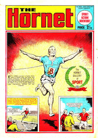 Cover Thumbnail for The Hornet (D.C. Thomson, 1963 series) #409