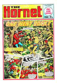Cover Thumbnail for The Hornet (D.C. Thomson, 1963 series) #411