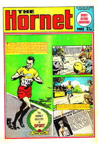 Cover Thumbnail for The Hornet (D.C. Thomson, 1963 series) #417