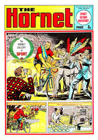 Cover Thumbnail for The Hornet (D.C. Thomson, 1963 series) #422