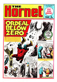 Cover Thumbnail for The Hornet (D.C. Thomson, 1963 series) #424