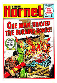 Cover Thumbnail for The Hornet (D.C. Thomson, 1963 series) #429