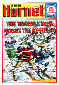Cover Thumbnail for The Hornet (D.C. Thomson, 1963 series) #433