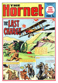 Cover Thumbnail for The Hornet (D.C. Thomson, 1963 series) #439