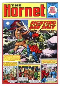 Cover Thumbnail for The Hornet (D.C. Thomson, 1963 series) #440