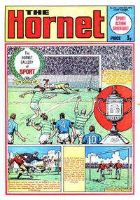 Cover Thumbnail for The Hornet (D.C. Thomson, 1963 series) #446