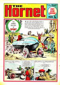 Cover Thumbnail for The Hornet (D.C. Thomson, 1963 series) #447