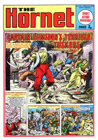 Cover Thumbnail for The Hornet (D.C. Thomson, 1963 series) #449