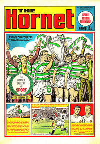 Cover Thumbnail for The Hornet (D.C. Thomson, 1963 series) #458