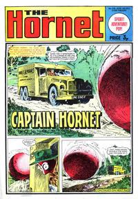 Cover Thumbnail for The Hornet (D.C. Thomson, 1963 series) #478