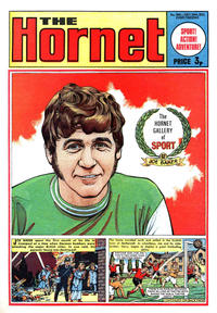 Cover Thumbnail for The Hornet (D.C. Thomson, 1963 series) #464