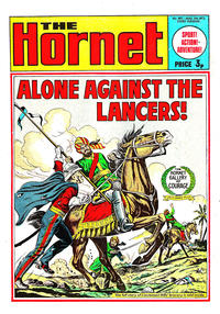 Cover Thumbnail for The Hornet (D.C. Thomson, 1963 series) #465