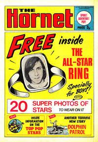 Cover Thumbnail for The Hornet (D.C. Thomson, 1963 series) #476