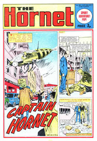 Cover Thumbnail for The Hornet (D.C. Thomson, 1963 series) #480