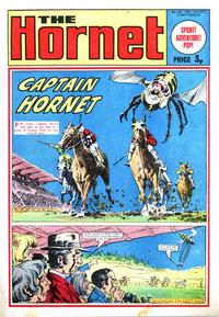 Cover Thumbnail for The Hornet (D.C. Thomson, 1963 series) #485