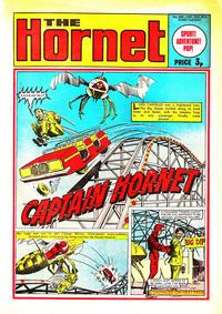 Cover Thumbnail for The Hornet (D.C. Thomson, 1963 series) #489