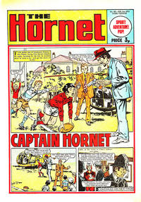 Cover Thumbnail for The Hornet (D.C. Thomson, 1963 series) #491