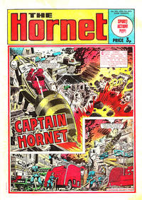 Cover Thumbnail for The Hornet (D.C. Thomson, 1963 series) #493