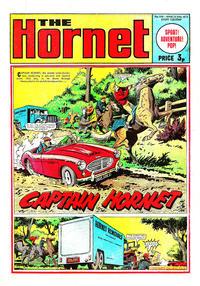 Cover Thumbnail for The Hornet (D.C. Thomson, 1963 series) #496