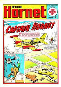 Cover Thumbnail for The Hornet (D.C. Thomson, 1963 series) #497