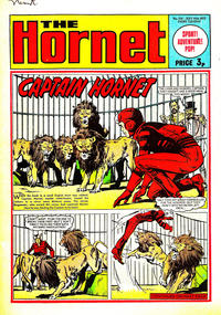 Cover Thumbnail for The Hornet (D.C. Thomson, 1963 series) #514