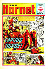 Cover Thumbnail for The Hornet (D.C. Thomson, 1963 series) #510