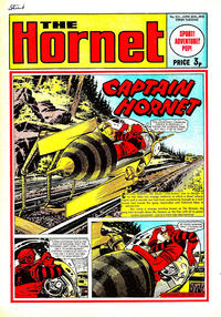 Cover Thumbnail for The Hornet (D.C. Thomson, 1963 series) #512