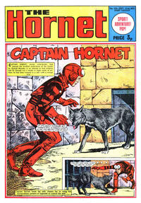 Cover Thumbnail for The Hornet (D.C. Thomson, 1963 series) #524