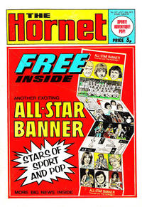 Cover Thumbnail for The Hornet (D.C. Thomson, 1963 series) #527