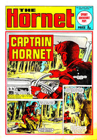 Cover Thumbnail for The Hornet (D.C. Thomson, 1963 series) #531