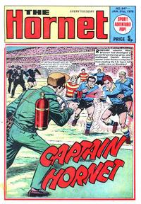 Cover Thumbnail for The Hornet (D.C. Thomson, 1963 series) #647