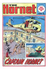 Cover Thumbnail for The Hornet (D.C. Thomson, 1963 series) #542