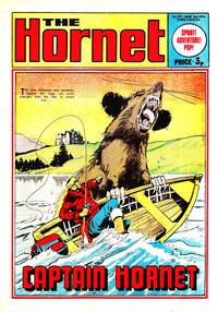 Cover Thumbnail for The Hornet (D.C. Thomson, 1963 series) #547