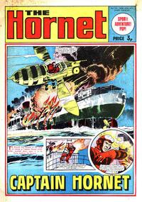 Cover Thumbnail for The Hornet (D.C. Thomson, 1963 series) #551