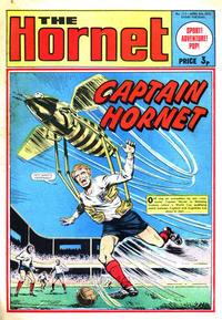 Cover Thumbnail for The Hornet (D.C. Thomson, 1963 series) #552